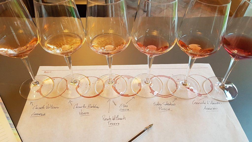 migliori vini rosa